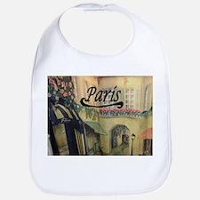 Paris Streets Bib