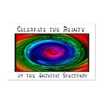 Celebrate the Spectrum Mini Poster Print