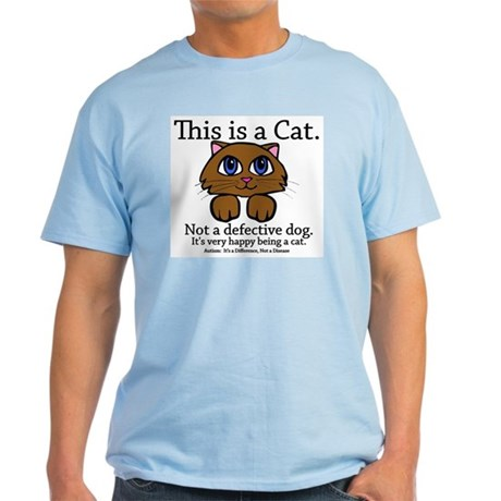 This is a Cat Light T-Shirt