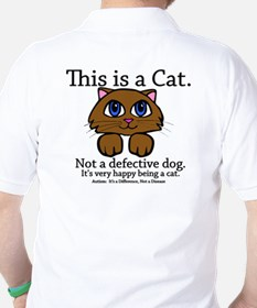 This is a Cat T-Shirt