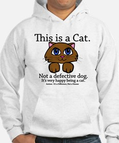 This is a Cat Hoodie