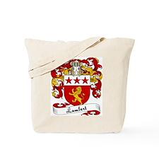 Lambert Family Crest Tote Bag