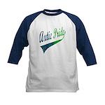 Autie Pride Kids Baseball Jersey