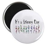 It's a Stimmy Day! Magnet