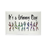 It's a Stimmy Day! Rectangle Magnet