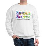 Autistic Activist v1 Sweatshirt
