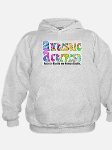Autistic Activist v1 Hoodie