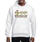 Autistic Activist v2 Hooded Sweatshirt