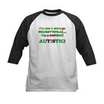 Normal Autistic Kids Baseball Jersey