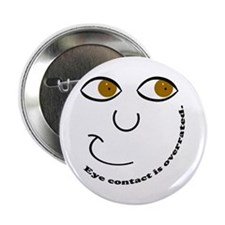 "Eye Contact 2.25"" Button (100 pack)"