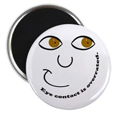 """Eye Contact 2.25"""" Magnet (10 pack)"""