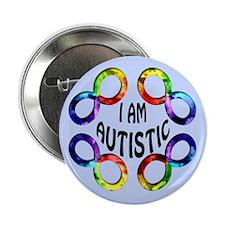 "I Am Autistic 2.25"" Button"