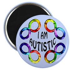 I Am Autistic Magnet