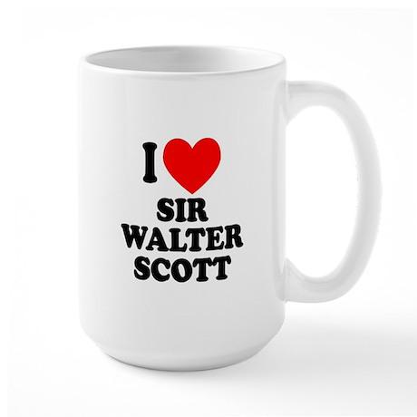 Walter Scott Large Mug