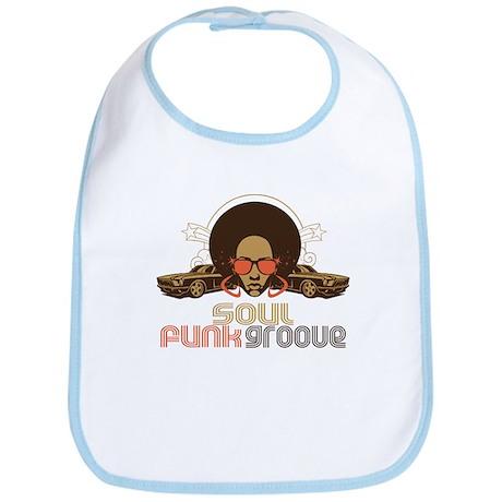 Soul Funk Groove Bib