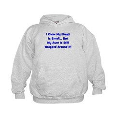 Aunt Wrapped Around Finger - Hoodie