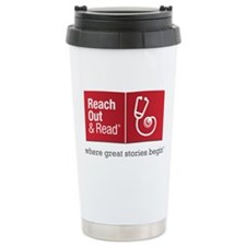 Reach Out and Read Travel Mug