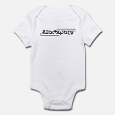 Slackware Flippy Logo Infant Bodysuit
