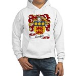 Langlois Family Crest Hooded Sweatshirt
