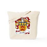 Langlois Family Crest Tote Bag