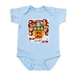 Langlois Family Crest Infant Creeper