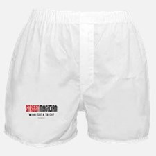 Wanna See a Trick? Boxer Shorts