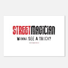 Wanna See a Trick? Postcards (Package of 8)