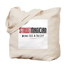 Wanna See a Trick? Tote Bag