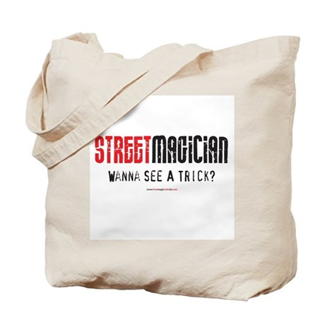 Wanna See a Trick? Tote Bag