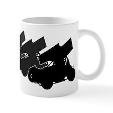 Sprintcars-4abreast Mug