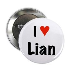 "I love Lian 2.25"" Button"