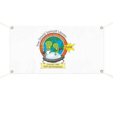Martians for Education Banner