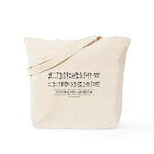 I Speak Sumerian Tote Bag