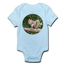 Hungry Squirrel Infant Bodysuit