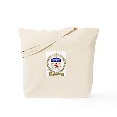 SANSOUCY Family Crest Tote Bag