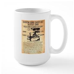 Barrow Gang Shoot-Out Mug