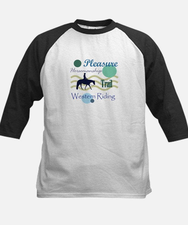 Western All Around in Blue Tee