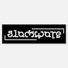 Slackware Flippy Logo Bumper Bumper Bumper Sticker