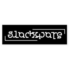 Slackware Flippy Logo Bumper Bumper Sticker
