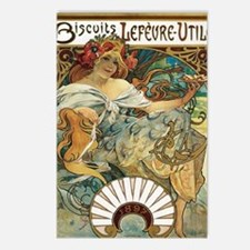 Biscuit Ad #2 Postcards (Package of 8)