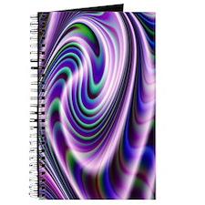 """Brighter"" Fractal Art Journal"