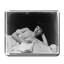Bedtime Reading Mousepad