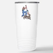 Rumor Wolves Travel Mug