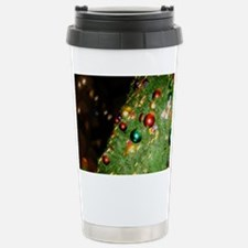Merry Christmas Tree Travel Mug