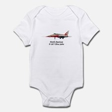 F-107 Ultra Sabre Infant Bodysuit