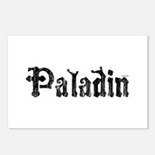 Funny Paladin Postcards (Package of 8)