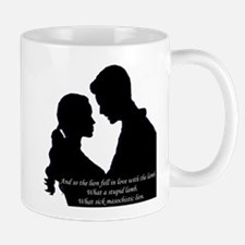 Lion Fell in Love Mug