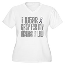 I Wear Grey For My Mother-In-Law 16 T-Shirt