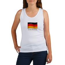 Ich liebe Deutschland Women's Tank Top