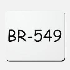 BR-549 Mousepad